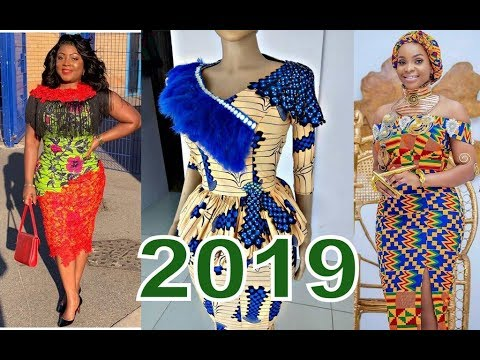 African Styles for Women : Elegant and Classical Ankara Aso Ebi Styles