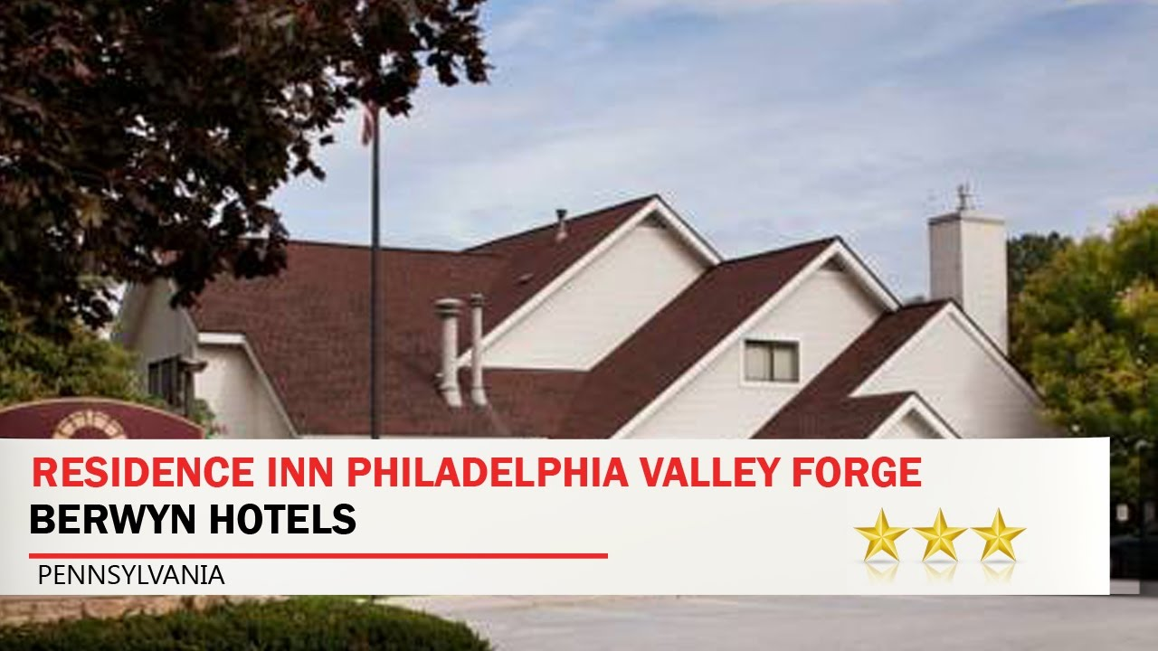 Residence Inn Philadelphia Valley Forge Berwyn Hotels Pennsylvania