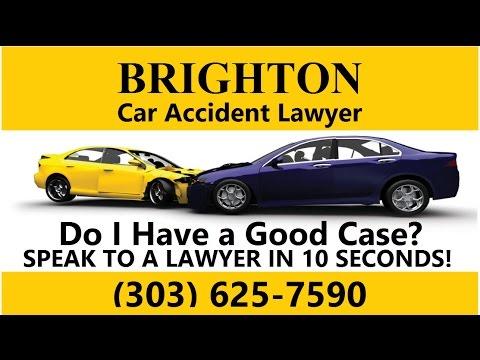 Best Car Accident Lawyer Attorney Brighton Colorado
