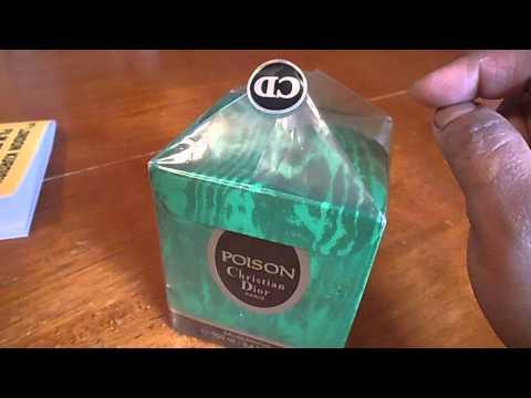 Fake Dior Poison video 001