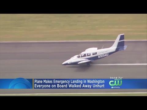 Plane Makes Emergency Landing In Seattle