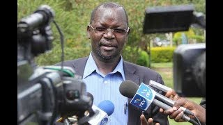 Governor John Lonyangapuo has called for an end to banditry and cattle raids in North Rift region