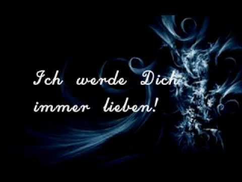 I Will Always Love You German Lyrics Youtube