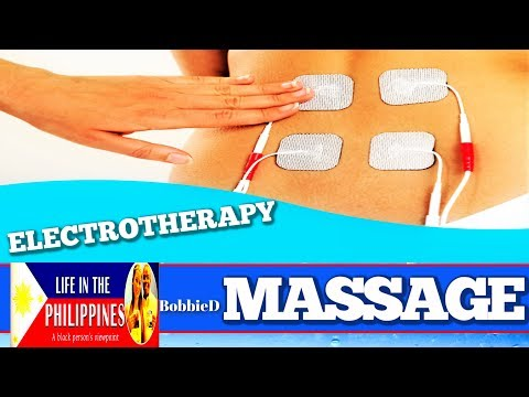 How To Get An Electrotherapy Massage In The Philippines