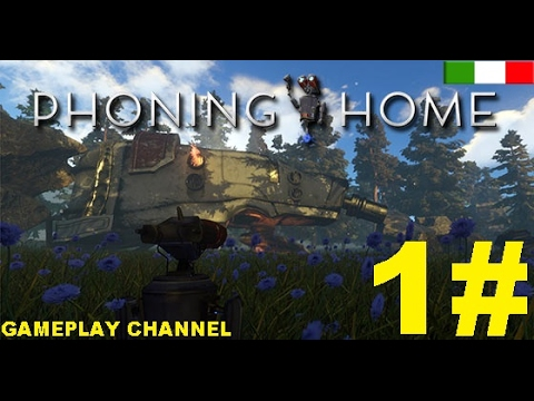 Phoning Home - #1 - Un eroe alternativo! - [HD - ITA]