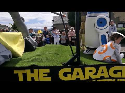 Seafield Gala Day 2017 | Parade | Under the Sea / Seaside