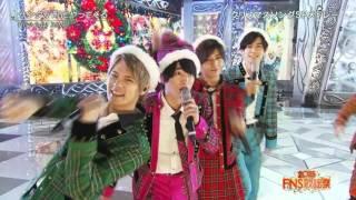FNS Uta no Matsuri 2015 Christmas SP Medley Hey! Say! JUMP