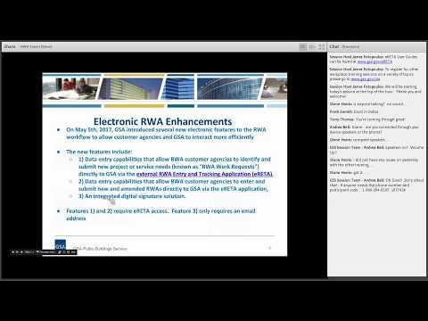 Digital Signature Solutions for Reimbursable Work Authorizations (RWAs)