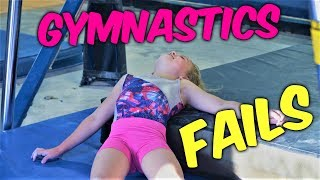 Ultimate Gymnastics Fails| Rachel Marie