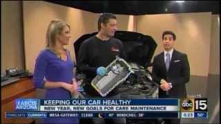 Car Maintenance & Repair Tips for the New Year
