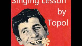 singing lesson by topol