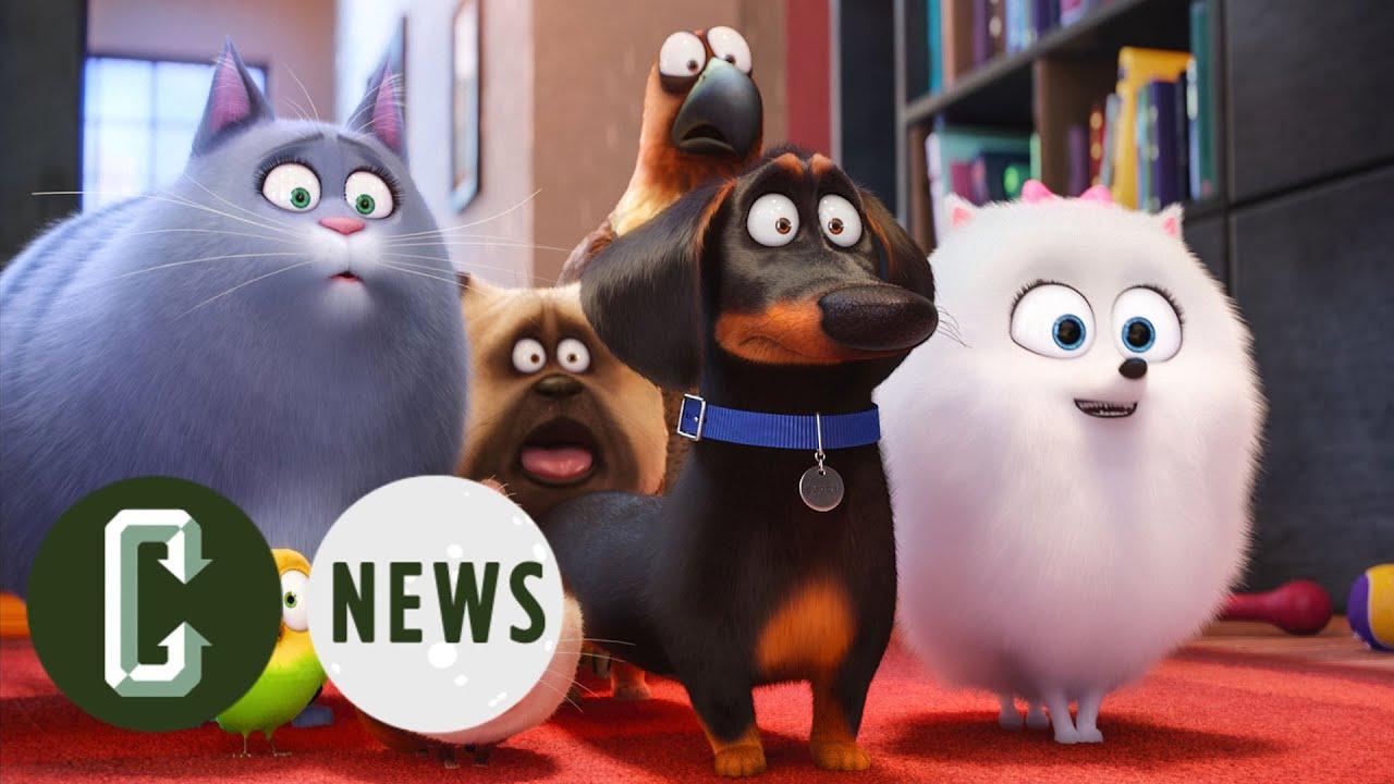Cartoon The Secret Life of Pets 2 (2019) 2