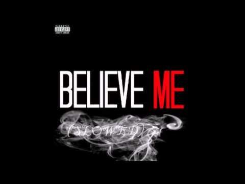 Lil Wayne Feat. Drake - Believe Me (Slowed)