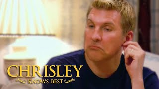 Todd Catches Chase and Savannah in a Lie | Chrisley Knows Best | USA Network
