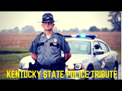 Kentucky State Police Motivation Tribute 2017