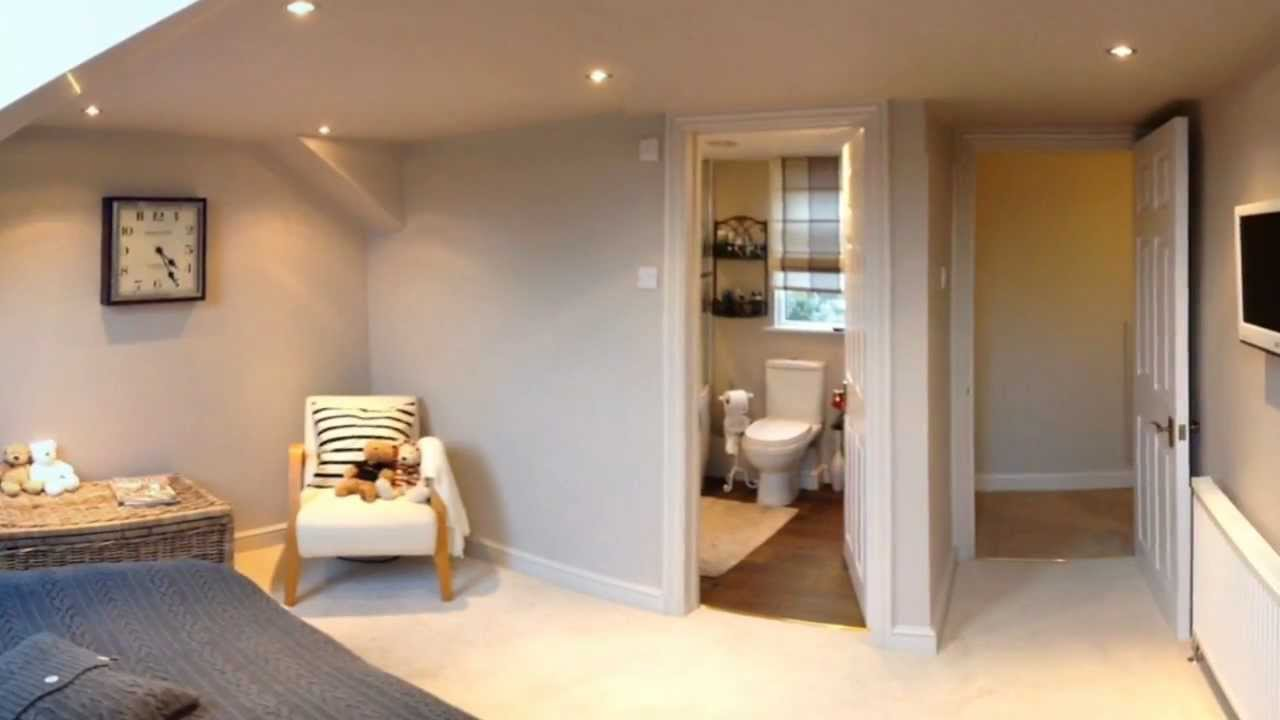 Loft conversion in farnborough youtube for 3 bedroom house extension ideas