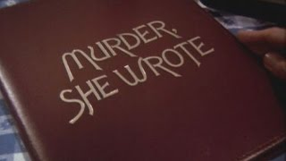 Murder, She Wrote - Theme Song - 2 hour loop