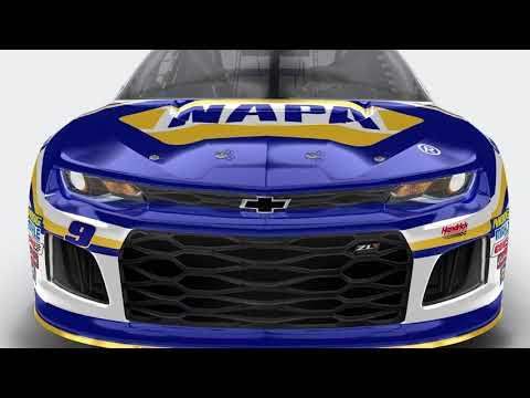 Hendrick Motorsports reveals 2018 Daytona 500 paint schemes