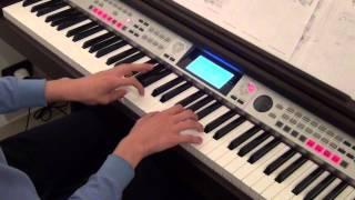Solace - Bioshock Infinite Loading Screen piano