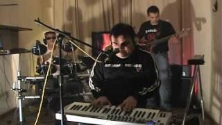 banda ax7 - lembra (autoria prpria) / ax7 band - 8 string guitar