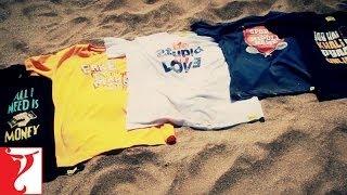 Bewakoofiyaan T Shirts - YRF Merchandise Thumbnail