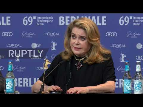Germany: 'Farewell to the night' starring Catherine Deneuve ...