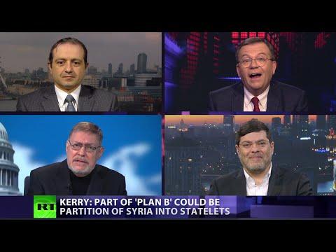 CrossTalk: Partitioning Syria