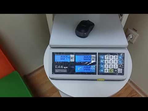 Пример оборудования для кассового места 1