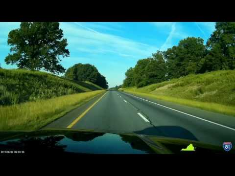 A Drive to West Virginia