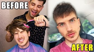 My Boyfriend Gives me An EXTREME MAKEOVER!
