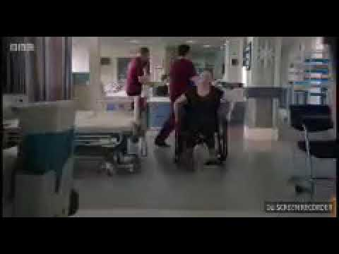 Holby city Zollie scenes part 2