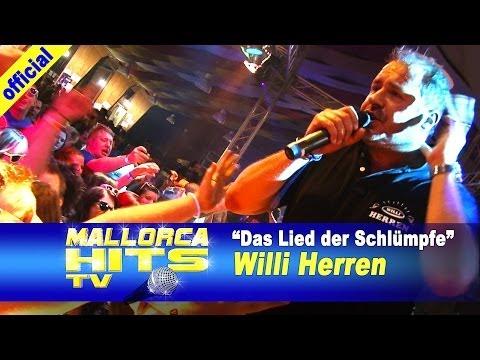 Willi Herren - Das Lied der Schlümpfe - Ballermann Hits