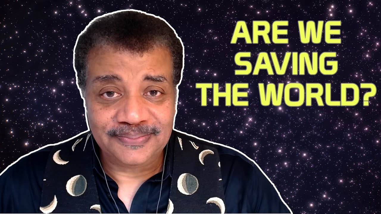 Download Climate Change Facts & Myths with Neil deGrasse Tyson - Cosmic Queries