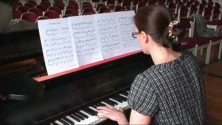 "Yiruma ""River flows in you"" (Twilight piano solo, Edwards Song for Bella) gespielt von Natali"