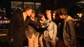 One Direction Interview Harry Potter Dealthy Hallows Premiere