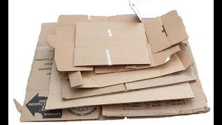 Best out of waste craft with Cardboard I Best Idea I  Creative Diaries