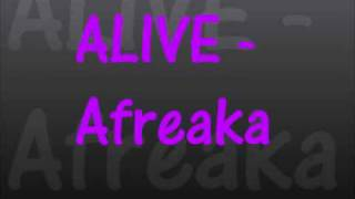 ALIVE - Afreaka