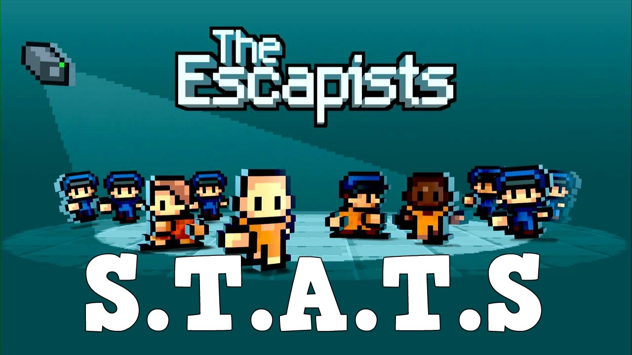 STATS The Escapists XBOX One Review YouTube