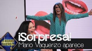 Mario Vaquerizo sorprende a Alaska en directo - El Hormiguero 3.0