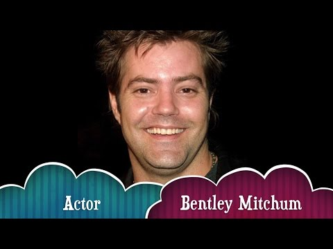 Bentley Mitchum Family and Biography