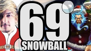 Siv HD   Best Moments #69   SNOWBALL