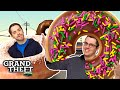 DEATH AND DONUTS (Grand Theft Smosh)