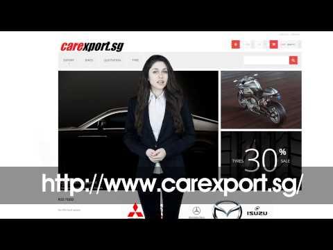 Car Export Singapore