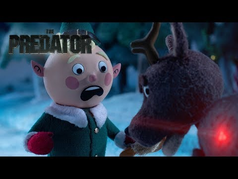 Doug & Scarpetti - THE PREDATOR Holiday Short
