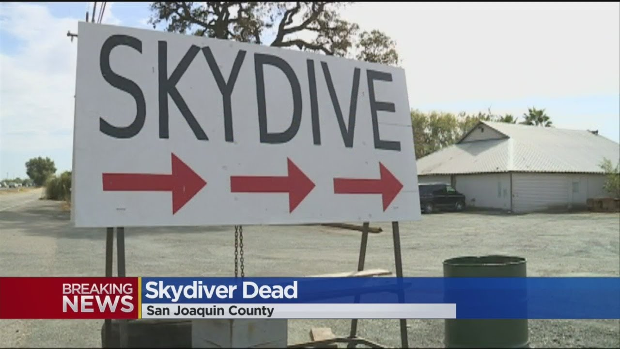 Northern California skydiver killed when parachute fails to