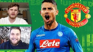 Napoli's Jorginho will bring glory to Man United! | TRANSFER TALK w/ Stephen Howson + Statman Dave