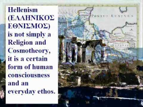 Vlassis G. Rassias: What Hellenismos Stands For