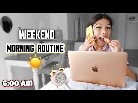 MY MORNING ROUTINE | Txunamy