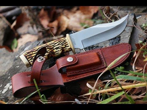 Legendary Uncle Henry 171UH Pro Hunter Knife -- Best Hunting/Survival Knife