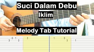 Download lagu Suci Dalam Debu Guitar Lesson Melody Tab Tutorial Guitar Lessons for Beginners